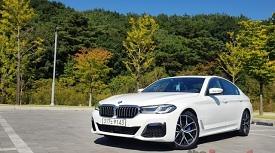 정교함이 한층 높아진 BMW 뉴 530i x드라이브
