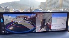 프리미엄 SUV '제네시스 GV70' 직접 몰아보니.. 고성능·안전·편의성 모두 잡은 돌풍의 주역