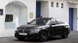 [시승기] BMW 530e M 스포츠 패키지 '강약강약~ 이렇게 부드러워?'