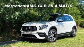 [시승기] 메르세데스-AMG GLB 35 4메틱 '삼각별 AMG 6921만원'