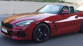 끝내주게 바뀐 신형 BMW Z4 실내 리뷰 [카랩/CARLAB]