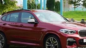 BMW 뉴 X4 M40d, 오리지널 쿠페로 품은 SUV