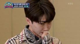 성장의 아이콘!! 뜨거운 가슴으로 노래하는 주인공 정주형!   KBS 210306 방송