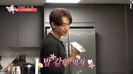 """[선공개] """"김태희씨 나오시는 거 아니에요?"""" 레인's 키친 대공개? 곳곳에 녹아있는 육아의 흔적?, MBC 210306 방송"""