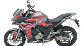 존테스 310-X (ZONTES 310-X) 300cc 스포츠 투어러