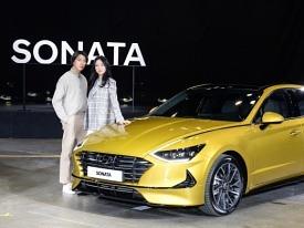 현대차 '신형 쏘나타' 판매 시작..모빌리티 혁신, 국민차 명성 잇다