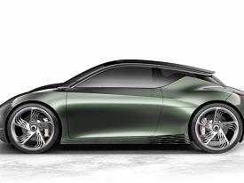 제네시스 민트 콘셉트, 미드십 차량으로 개발하면 어떨까?