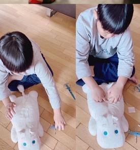 김소현♥손준호 아들, CPR 하는 똑똑한 9살
