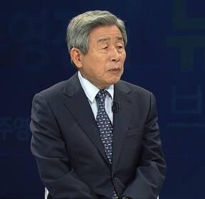 """[주영진의 뉴스브리핑] 유인태 """"송영무 발언 부적절..외교·안보 엇박자 아냐"""""""