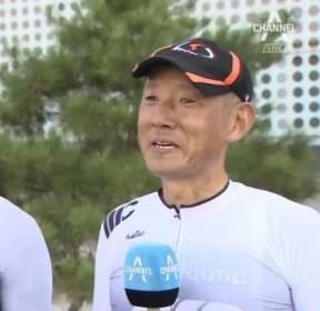 """자전거 아마 고수들 """"가자, 평창으로"""""""