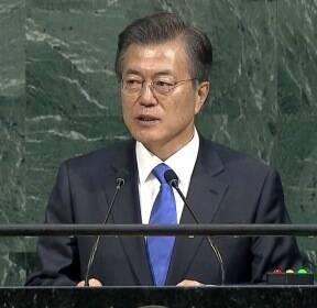 文 대통령 유엔 기조연설..대북 메시지는? ②