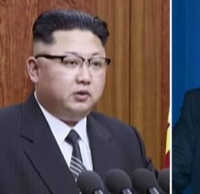 북-미, 최강의 말폭탄..우발적 충돌 우려