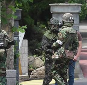 """오늘부터 서울 전역 육군 화랑훈련..""""놀라지 마세요"""""""