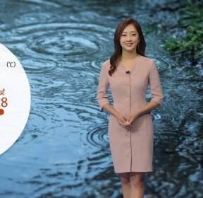[날씨] 가을비 내리며 전국 선선..남부 돌풍·벼락