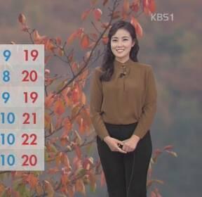 절기 '상강'..전형적인 가을 날씨