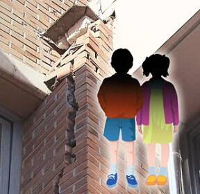 가족 보살핌이 중요..어릴수록 취약한 '지진 트라우마'