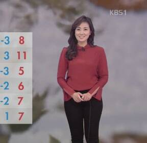경기·강원 영서 북부, 오후 한때 눈