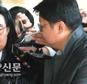 [경향이 찍은 오늘]11월20일 양날검 휘두르는 검찰