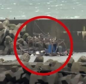 [뉴스브리핑] 일본 해안서 8명 탄 '표류 북한어선' 발견