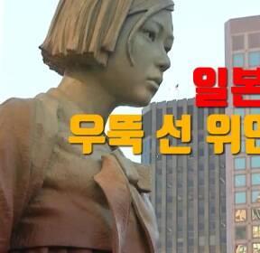 [자막뉴스] 일본 방해 뚫고 우뚝 선 위안부 기림비