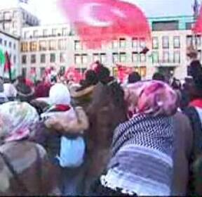 [월드리포트] 팔레스타인 시위 계속..대응책 없는 아랍국