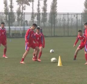 오늘 남북 유소년 축구..2년 만에 재개