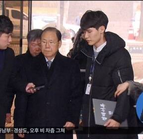 'MB 집사' 김백준 전 기획관 구속 후 첫 소환