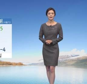 [날씨] 아침 영하권 추위..대기질 여전히 나쁨