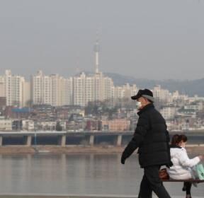 미세먼지 '주말에도 기승'