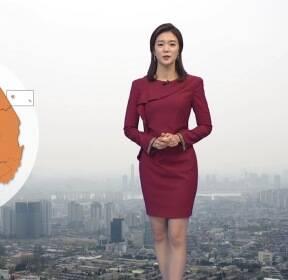 [날씨] 낮부터 중국발 스모그 유입..큰 추위 없어