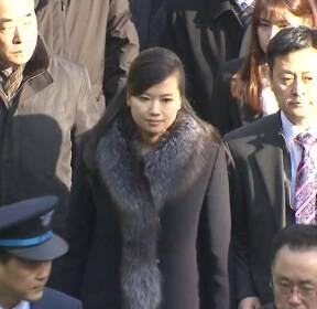 [현장영상] 현송월 일행 '北 점검단' 서울역 도착