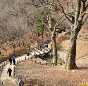 [포토친구] 남한산성 성곽 길을 걸어보다
