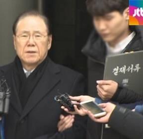 김백준도 '태도' 변화..혐의 앞에서 무너지는 'MB맨'들