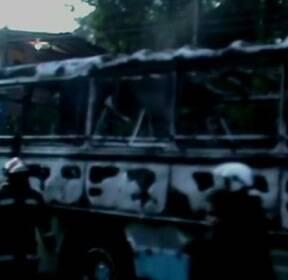 [해외 이모저모] 스리랑카 북부 버스서 수류탄 폭발..19명 부상