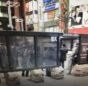 역시 '흡연천국 일본'..구멍숭숭 간접흡연대책에도 앓는 소리