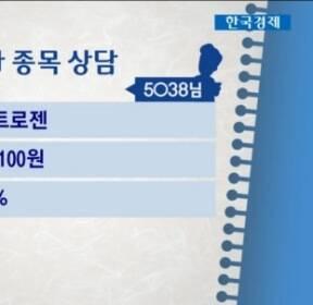 [국고처 김종철] 종목상담 - 안트로젠(065660)