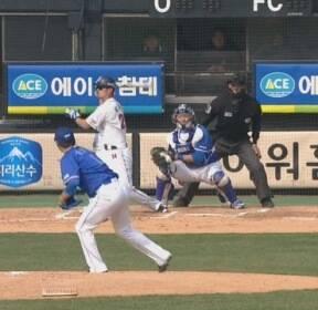 """""""야구의 계절이 돌아왔다""""..프로야구 개막"""