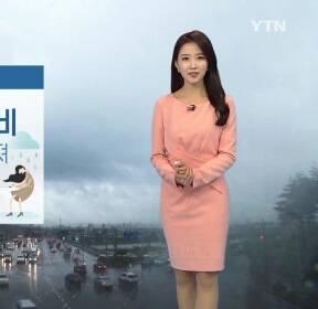 [날씨] 내일 전국에 비..모레(화) 오후까지 이어져