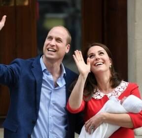 [서소문사진관] 아기 왕자 탄생 축하하는 영국 시민들