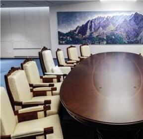 [사진 톡톡] 남북정상 폭 2018mm 테이블에 마주앉아 회담