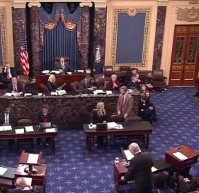 [아침& 지금] 미 상원, '북한인권법 연장안' 만장일치 통과