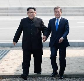 [서소문사진관]사진으로보는 시간별 문재인·김정은 남북정상회담
