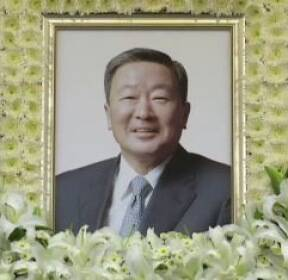 故 구본무 회장 가족장..재계 주요 인사 조문행렬
