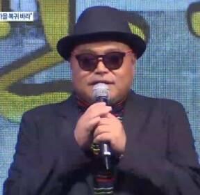 """콘서트 무대 오른 김흥국 """"가을에 방송 복귀했으면.."""""""