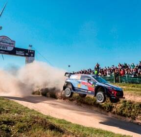 현대차 월드랠리팀, '2018 WRC' 시즌 두번째 우승