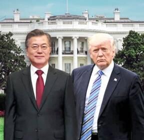 문 대통령-트럼프 곧 '단독 회담'..어떤 얘기 오갈까