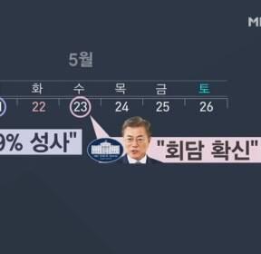"""자충수 된 """"성사 99.9% 확신""""..정부 곤혹"""