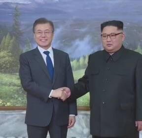 """김정은, 북미 정상회담 성사에 총력..""""숨가빴던 일정"""""""