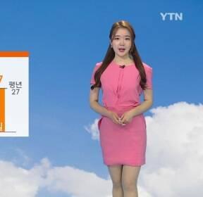 [날씨] 내일 내륙 더위 계속..제주도는 장마 시작