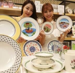 [포토뉴스]해외 유명 식기 최대 60% 할인
